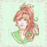 Sailor Jupiter by Ranefea