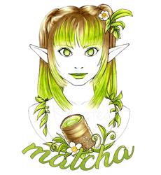 Matcha by Ranefea