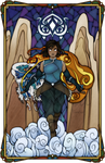 Korra Stained Glass