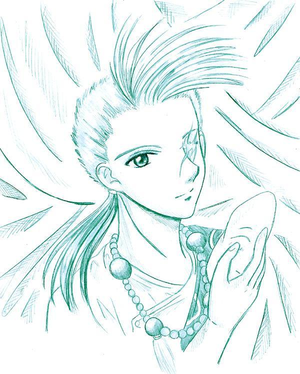 .:Chichiri:. by Ranefea