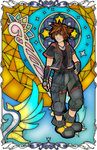 KH Sora Stained Glass