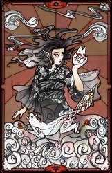 Kitsune by Ranefea