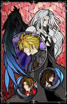 Final Fantasy VII Stained Glass