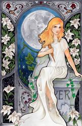 Buffy Art Nouveau