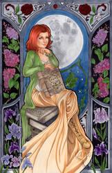 Willow Art Nouveau