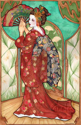 Autumn Maiko
