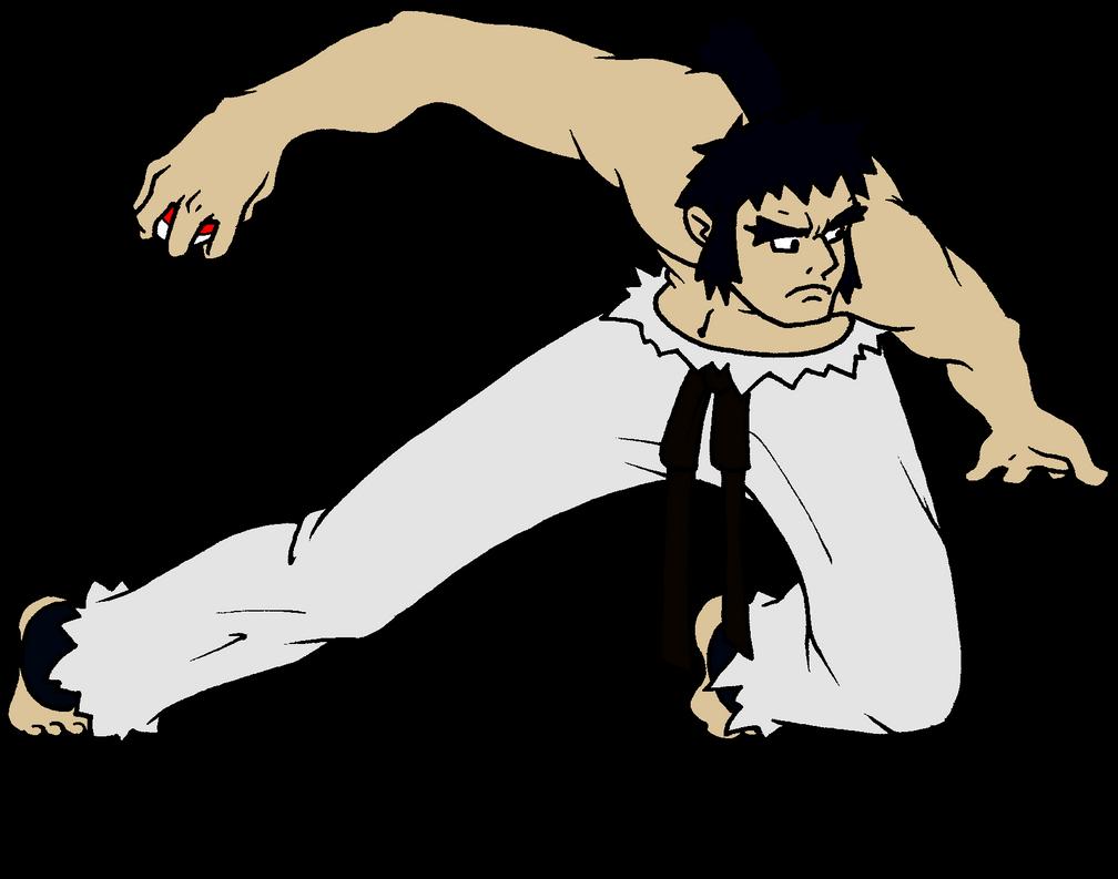 Bruno, The Fighting Master By Assporn On DeviantArt