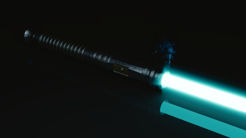 Lightsaber by Kuroktos