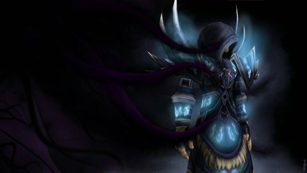 High Warlord Shadowpriest By Wildjade On DeviantArt