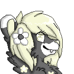 Teacup Pixel Headshot by PastelAlpacas