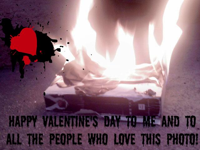Happy V day for me by VampirAlexandraLemon
