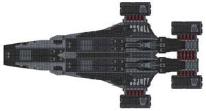 Stealth BattleShip