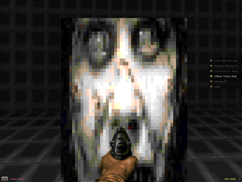 scary wad [warning nightmares] - Zandronum