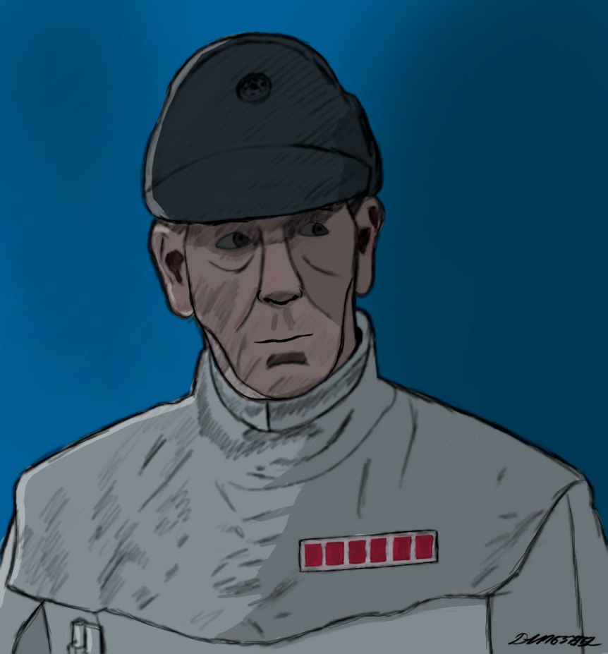 Commander Orson Krennic by DN345
