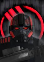 Star Wars Battlefront 2 Iden Versio by DAN1637IEL