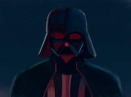 Star Wars: Important Person Darth Vader Story Shot