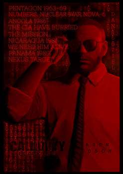 Call of Duty: Black Ops Jason Hudson Poster