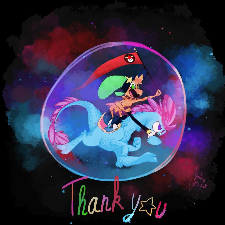 | Thank you | by Niumiko