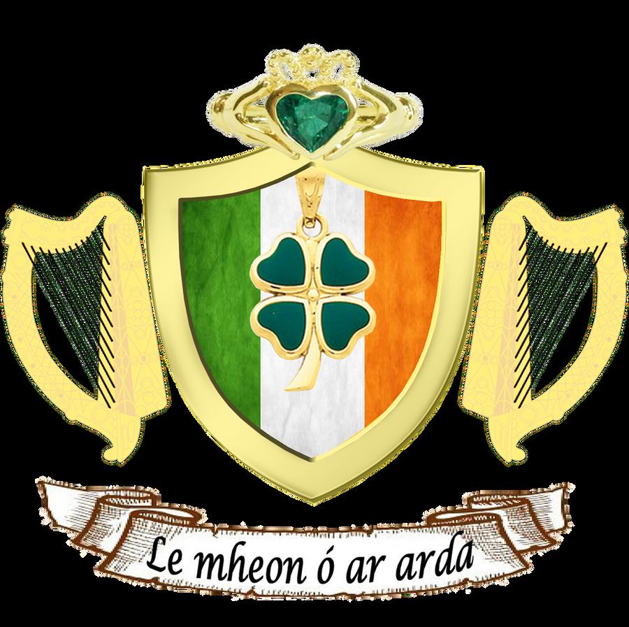 Coat of arms by spacephosej on deviantart irish coat of arms by spacephosej irish coat of arms by spacephosej buycottarizona Images