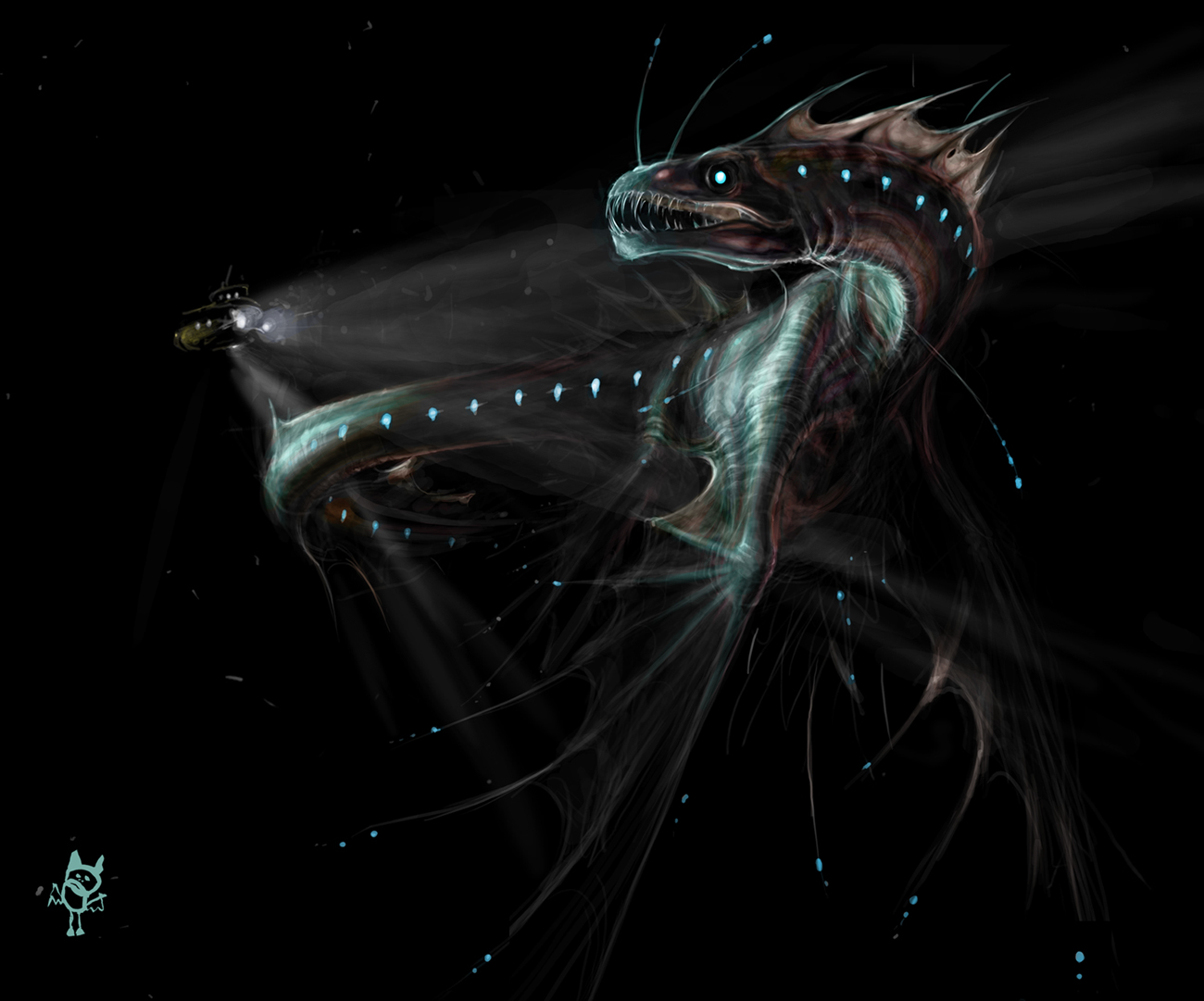 Water Dragon by ConejoBlanco on DeviantArt  Water Dragon by...
