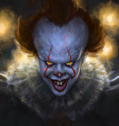 Pennywise by ConejoBlanco