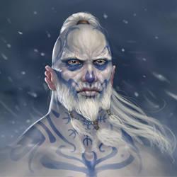 Ragnar Volarus by ConejoBlanco