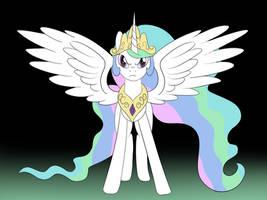 Celestial wrath by Multiponi