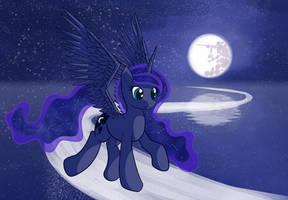 Just Luna by Multiponi
