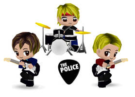 The Police by TennisHero