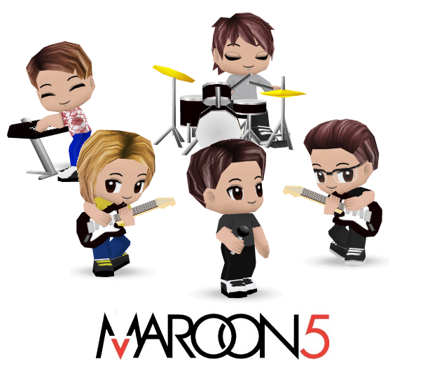 Maroon 5 by TennisHero