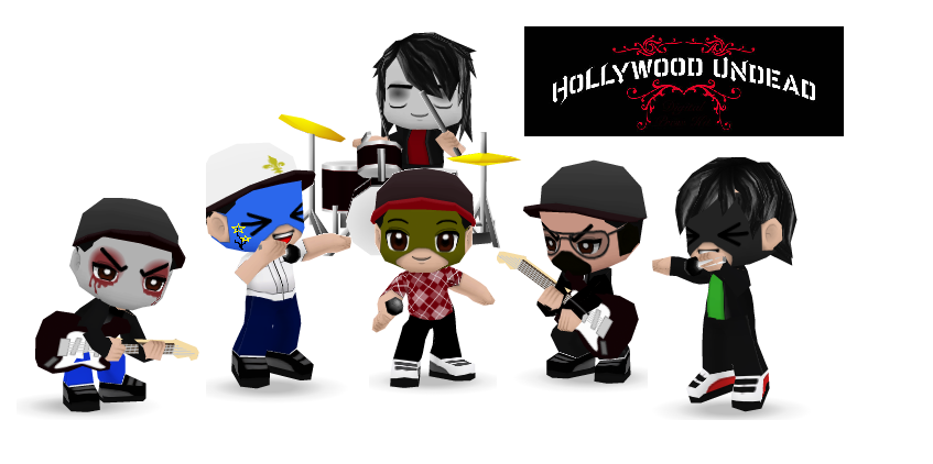 Hollywood Undead Guitar - newhairstylesformen2014.com