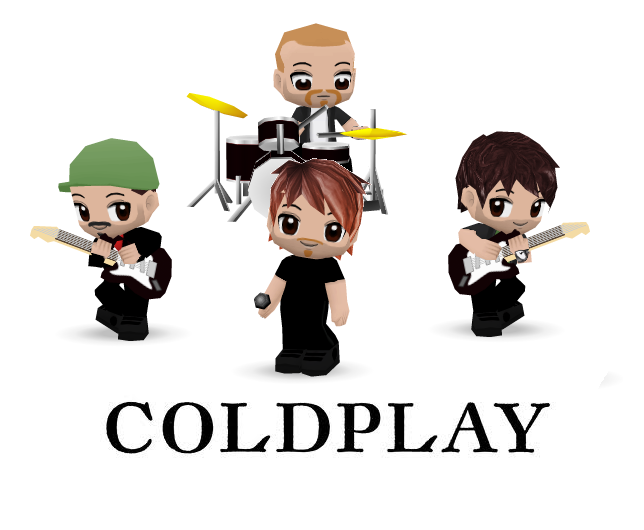 Coldplay by TennisHero