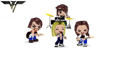 Van Halen by TennisHero