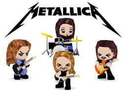 Metallica by TennisHero