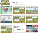 Sonic Pokemon CHAPTER TWO