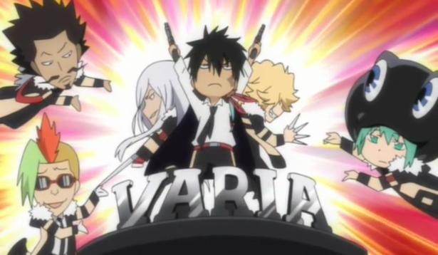 The Varia by rrrrrorie