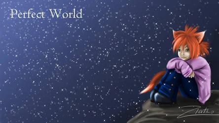lonely world by Eshaniel