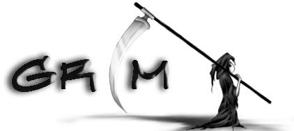Grim logo by djgrim117