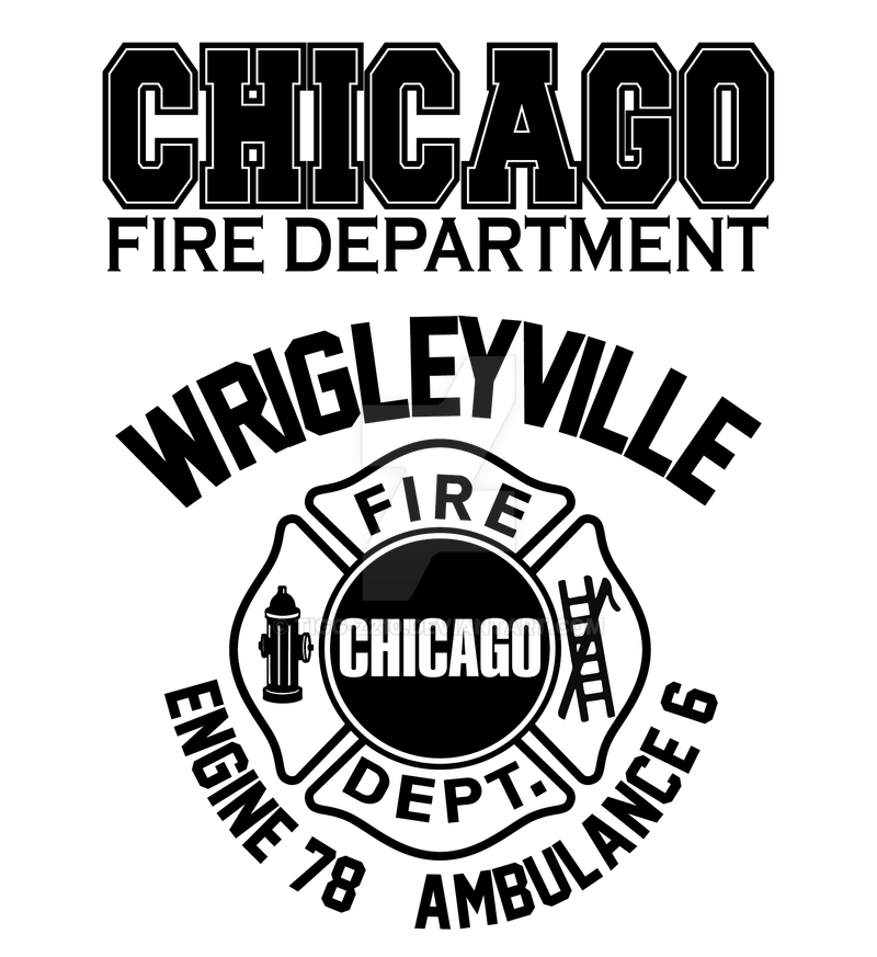 Chicago Fire Department Shirt Graphics By Tigg Z210 On Deviantart