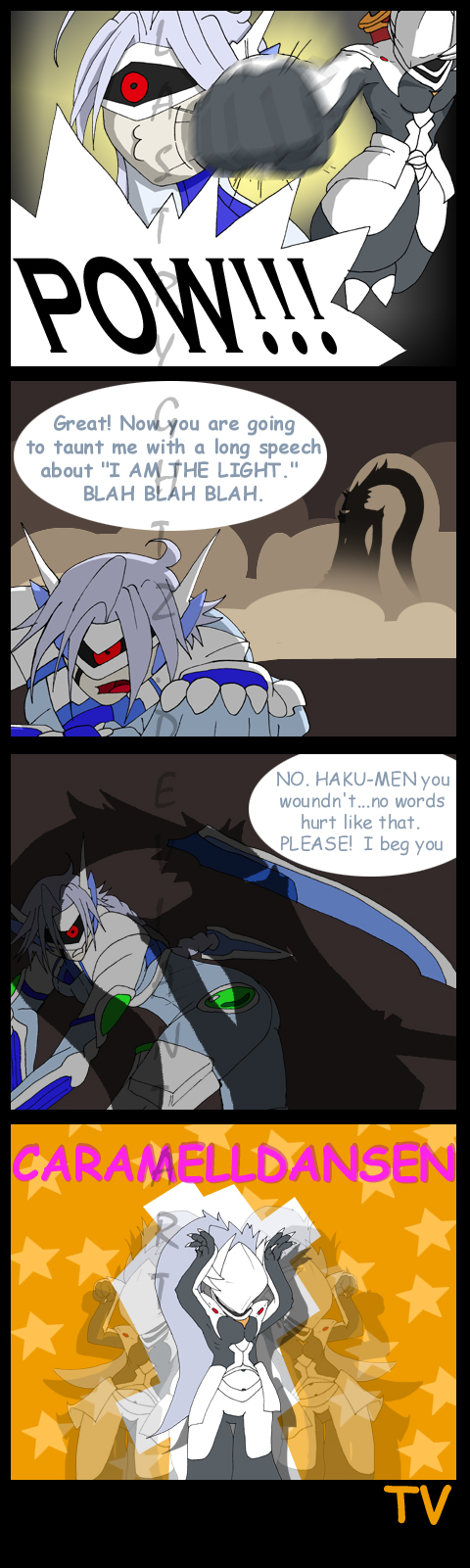 BlazBlue: Words Hurt Too by LastRyghtz