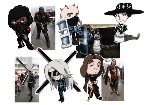 PAX EAST 2012 15-19