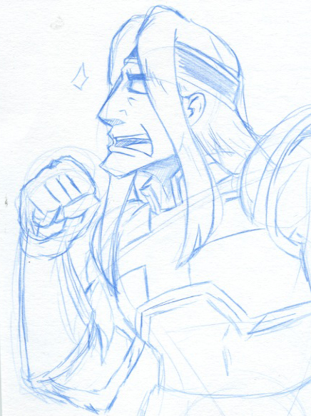 Summer of Sketches: Simon Belmont by LastRyghtz