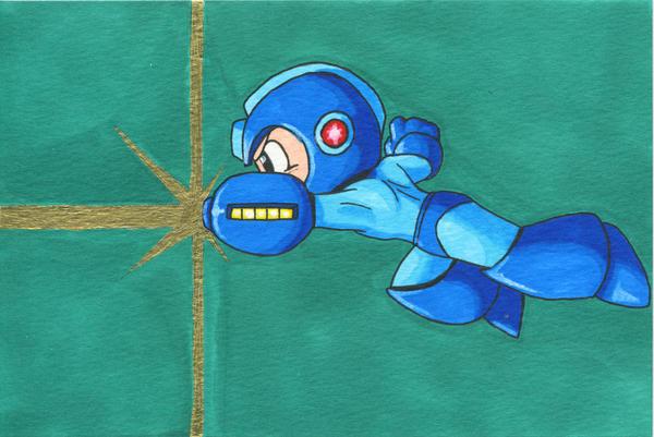 Mega Man Blast! by LastRyghtz