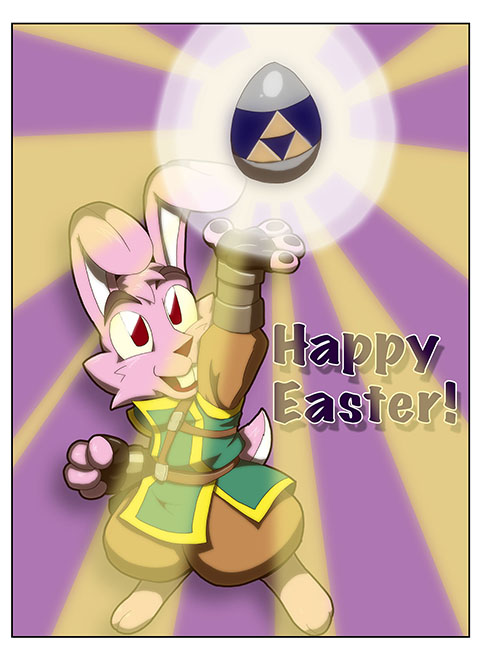 Happy Easter by LastRyghtz