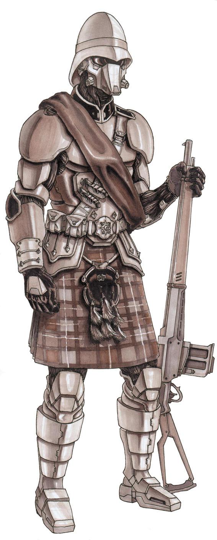 Highlander by grendeljd