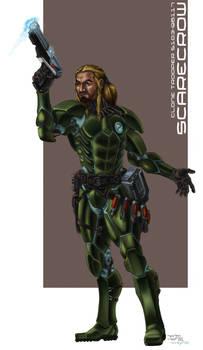 ScareCrow - Ex Clone Trooper