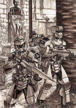 Defiance: Evolution Of Arms cover art [Marker]