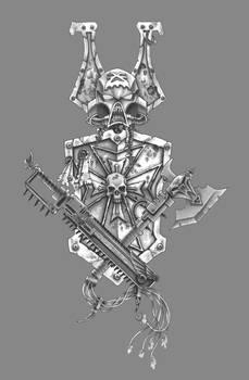 Warhammer 40k Tattoo