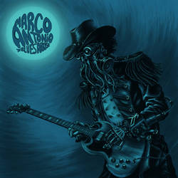 Marco Antonio Blues Abuse CD cover art