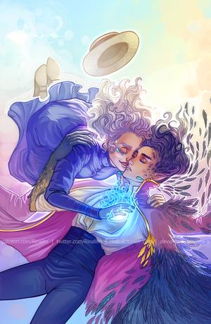 End of the Dream by Rina-Li